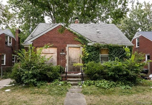 12815 Riad Street, Detroit, MI 48224 (#219093880) :: RE/MAX Classic