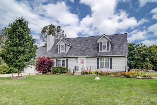 5927 Tipperary Circle, Northfield Twp, MI 48105 (#219093887) :: The Buckley Jolley Real Estate Team