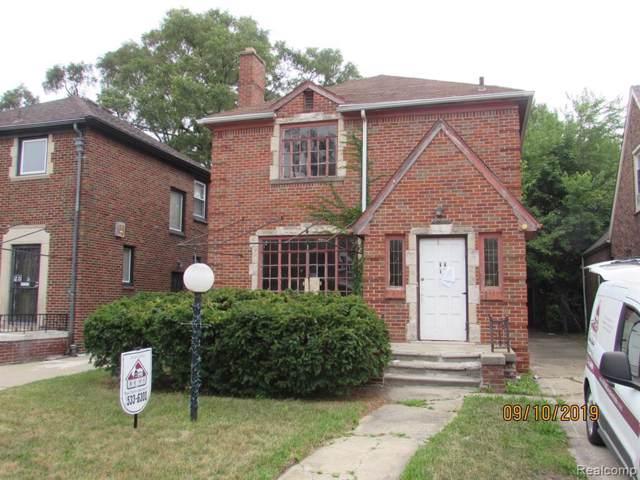18680 Cherrylawn Street, Detroit, MI 48221 (#219093928) :: The Buckley Jolley Real Estate Team