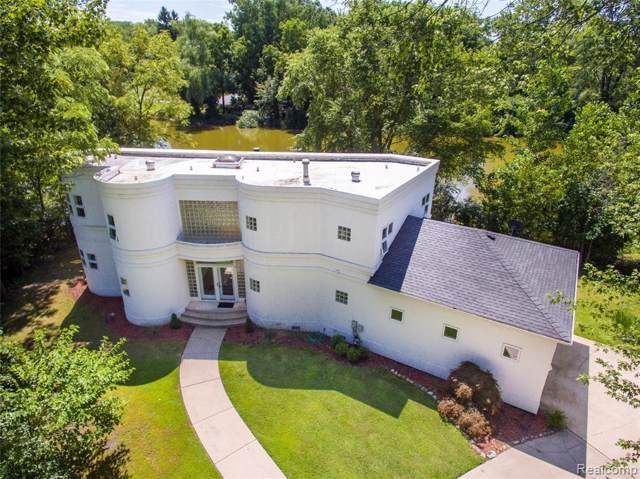 4845 Bryn Mawr Drive, Bloomfield Twp, MI 48301 (#219093964) :: The Buckley Jolley Real Estate Team