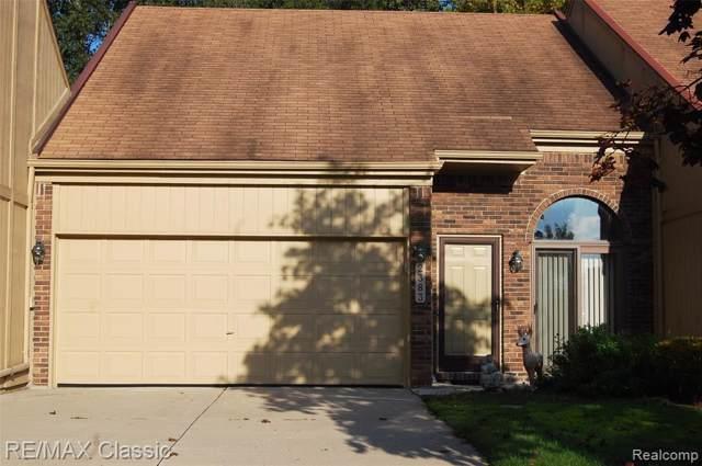 2383 Rochelle Park Drive, Rochester Hills, MI 48309 (#219094004) :: Team DeYonker