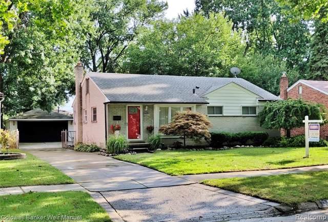 30637 Westfield Street, Livonia, MI 48150 (#219094008) :: The Buckley Jolley Real Estate Team