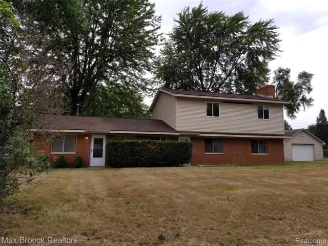 227 Fairmont, Northfield Twp, MI 48189 (#219094009) :: The Buckley Jolley Real Estate Team