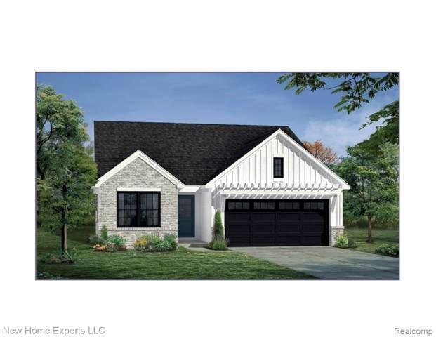 00 Sylvan, Ferndale, MI 48220 (#219094034) :: The Alex Nugent Team | Real Estate One