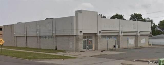 13600 E Seven Mile Road, Detroit, MI 48205 (#219094091) :: The Buckley Jolley Real Estate Team