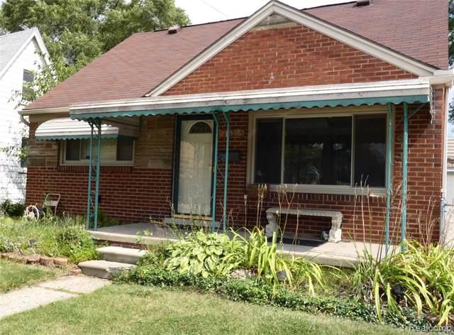 21516 Cyman Avenue, Warren, MI 48091 (#219094139) :: RE/MAX Nexus
