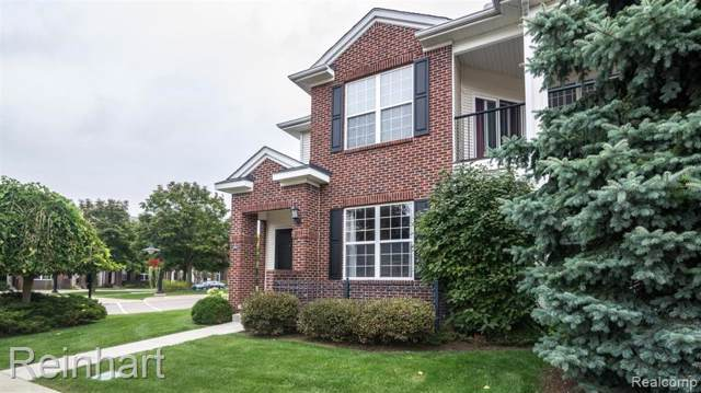 301 Scio Village Court #260, Ann Arbor, MI 48103 (#219094144) :: Alan Brown Group