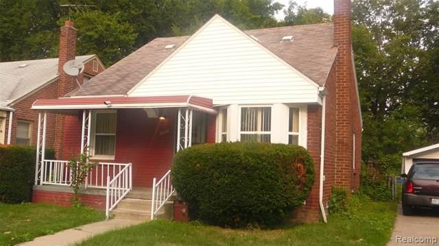 19766 Sussex Street, Detroit, MI 48235 (#219094160) :: The Buckley Jolley Real Estate Team