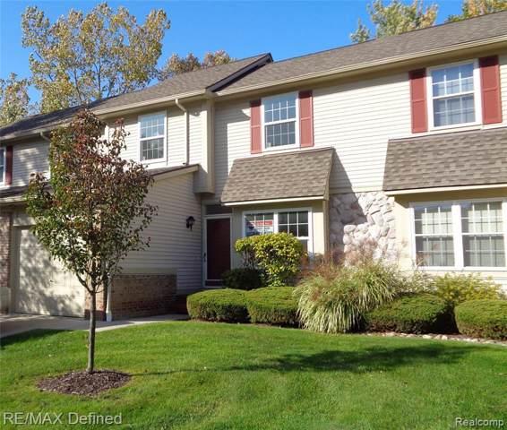 41776 Webster Court, Novi, MI 48377 (#219094187) :: The Buckley Jolley Real Estate Team