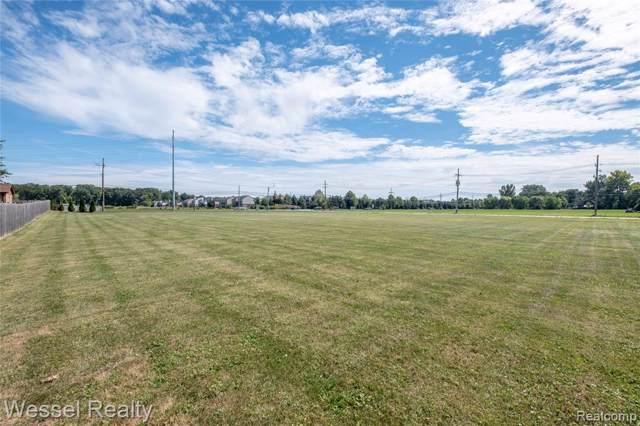 0 Card Road, Macomb Twp, MI 48044 (#219094195) :: The Buckley Jolley Real Estate Team