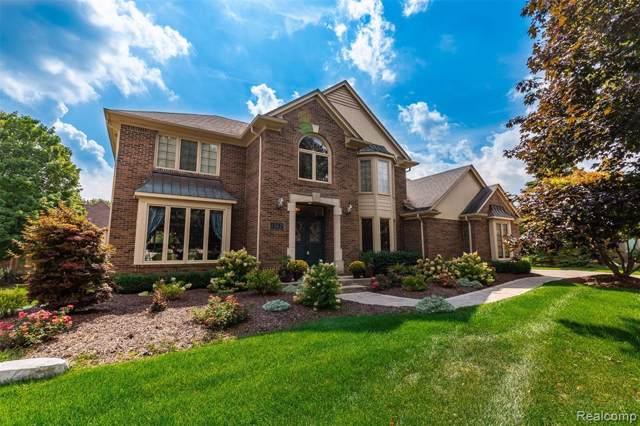 1562 Pebble Creek Drive, Rochester, MI 48307 (#219094197) :: The Alex Nugent Team | Real Estate One