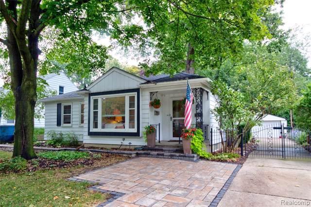 504 N Vermont Avenue, Royal Oak, MI 48067 (#219094205) :: The Alex Nugent Team | Real Estate One