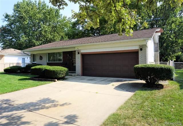145 S Norma Street, Westland, MI 48186 (#219094286) :: The Alex Nugent Team   Real Estate One