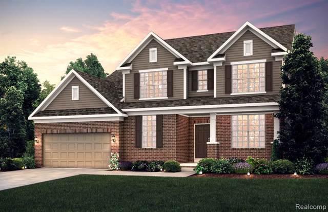 638 Huntington Drive, Saline, MI 48176 (#219094294) :: GK Real Estate Team