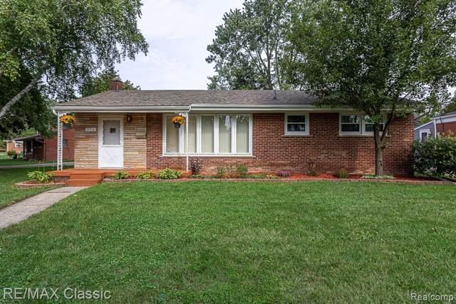 37058 Pinewood Road, Wayne, MI 48184 (#219094323) :: The Alex Nugent Team   Real Estate One