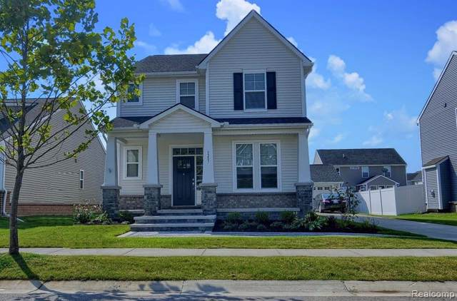 3207 Curtis, Wixom, MI 48393 (#219094340) :: The Buckley Jolley Real Estate Team