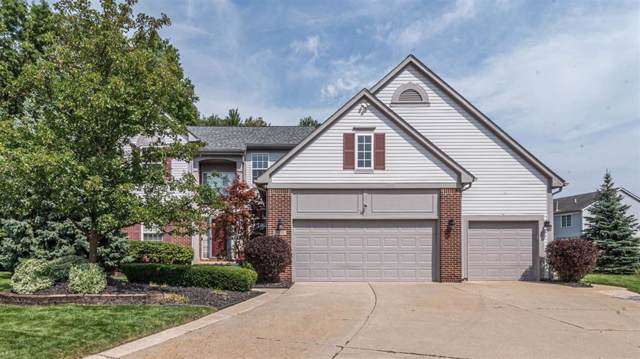 8855 Stonebridge Court, Van Buren, MI 48111 (#543268727) :: RE/MAX Nexus
