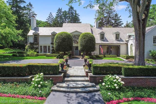 491 Martell Drive, Bloomfield Hills, MI 48304 (#219094359) :: GK Real Estate Team