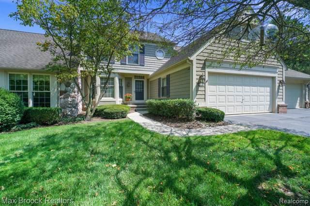 898 Tartan Trail, Bloomfield Twp, MI 48304 (#219094375) :: The Alex Nugent Team | Real Estate One