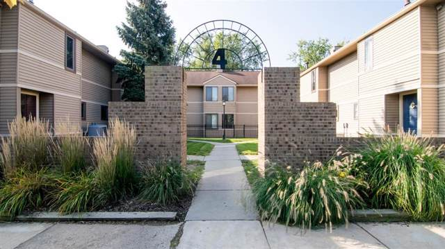 300 Briarcrest Drive #150, Ann Arbor, MI 48104 (#543268732) :: Team Sanford