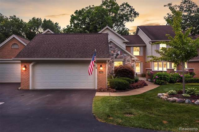 4526 Golf View Drive, Genoa Twp, MI 48116 (#219094402) :: The Buckley Jolley Real Estate Team