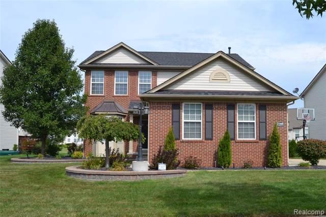 27560 Cardinal Court, Huron Twp, MI 48134 (#219094411) :: The Buckley Jolley Real Estate Team