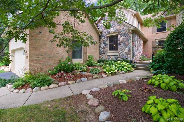 4596 Golf View Drive #102, Genoa Twp, MI 48116 (#219094459) :: The Buckley Jolley Real Estate Team