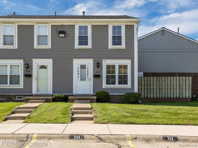 36414 Park Place Drive, Sterling Heights, MI 48310 (#219094471) :: Alan Brown Group