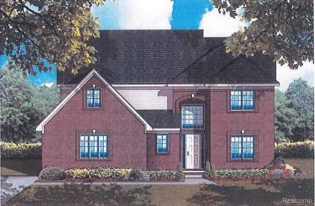 23870 W Enclave Drive, Lyon Twp, MI 48178 (#219094496) :: The Buckley Jolley Real Estate Team