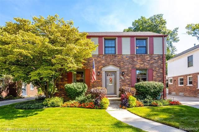 339 S Vernon Street, Dearborn, MI 48124 (#219094512) :: The Buckley Jolley Real Estate Team