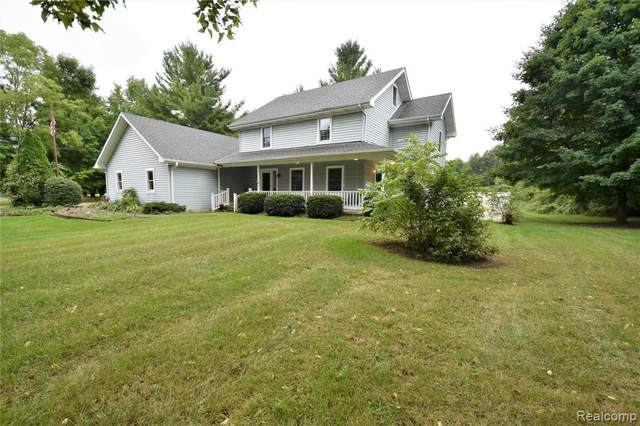 6272 Lucas Road, Genesee Twp, MI 48506 (#219094513) :: The Alex Nugent Team | Real Estate One