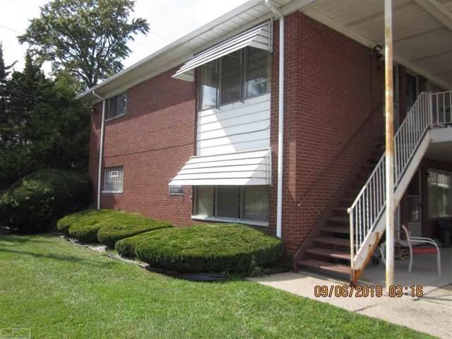 17131 Denver #3, Detroit, MI 48224 (#58031394253) :: The Alex Nugent Team | Real Estate One