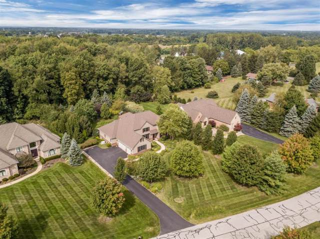 2070 Hollow Oak Drive, Lodi Twp, MI 48103 (#543268589) :: GK Real Estate Team