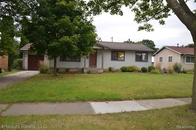 1401 Pomona Road, Ann Arbor, MI 48103 (#219094572) :: The Buckley Jolley Real Estate Team