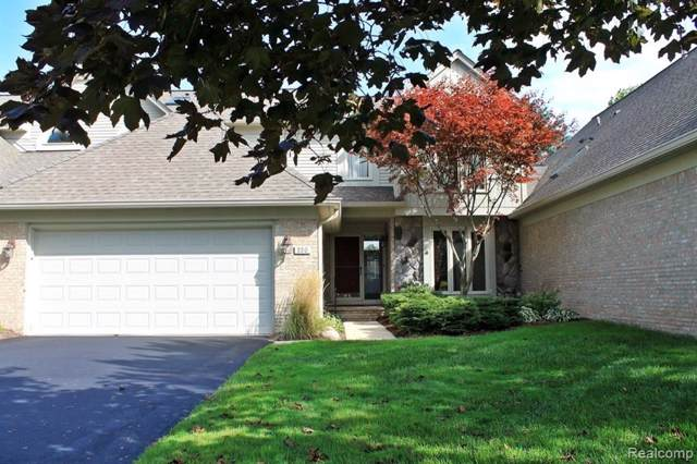 330 Saint Lawrence Boulevard, Northville, MI 48168 (#219094582) :: The Buckley Jolley Real Estate Team