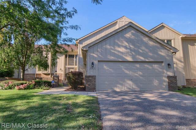 37672 N Laurel Park Drive, Livonia, MI 48152 (#219094588) :: The Buckley Jolley Real Estate Team