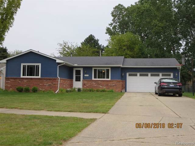 22216 Brookfield Drive, South Lyon, MI 48178 (#219094591) :: The Buckley Jolley Real Estate Team