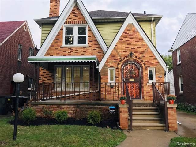 18702 Santa Rosa Drive, Detroit, MI 48221 (#219094617) :: The Buckley Jolley Real Estate Team