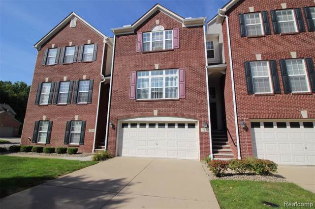 716 Cherry Orchard Road, Canton Twp, MI 48188 (#219094648) :: The Mulvihill Group