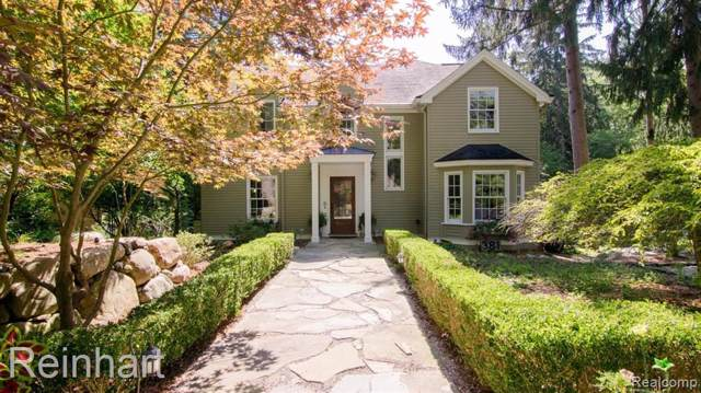 381 Orchard Hills Drive, Ann Arbor, MI 48104 (#219094661) :: The Buckley Jolley Real Estate Team