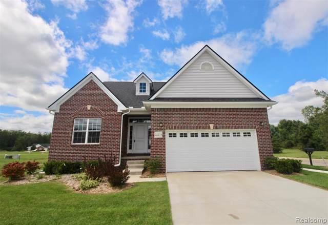 22274 Georgia Pine Drive #157, Huron Twp, MI 48164 (#219094663) :: The Buckley Jolley Real Estate Team