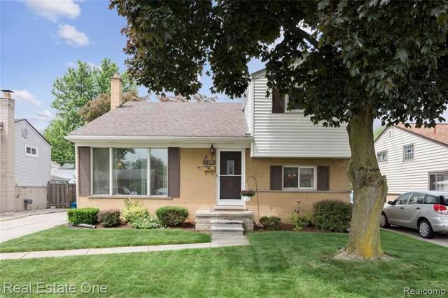 31208 Stephen Avenue, Westland, MI 48185 (#219094745) :: The Alex Nugent Team   Real Estate One