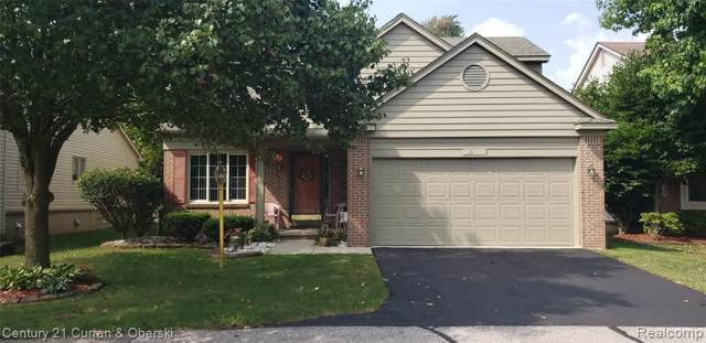 28755 Bayberry Park Drive, Livonia, MI 48154 (#219094758) :: GK Real Estate Team