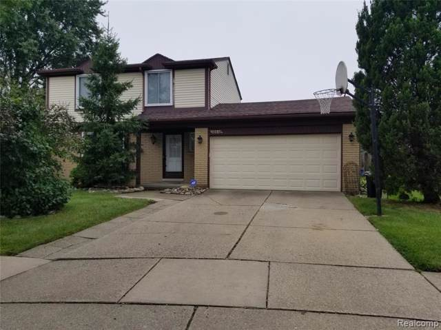 38848 Century Dr Drive, Sterling Heights, MI 48310 (#219094778) :: The Buckley Jolley Real Estate Team