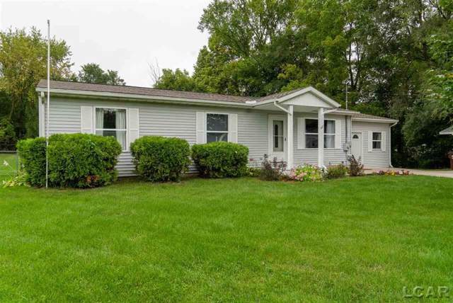 2708 Hunt Rd, Adrian Twp, MI 49221 (#56031394312) :: The Alex Nugent Team | Real Estate One