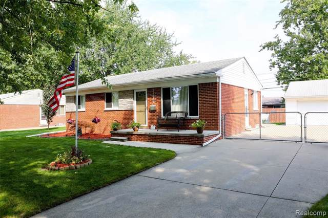 34656 Whittaker Street, Clinton Twp, MI 48035 (#219094837) :: The Alex Nugent Team | Real Estate One