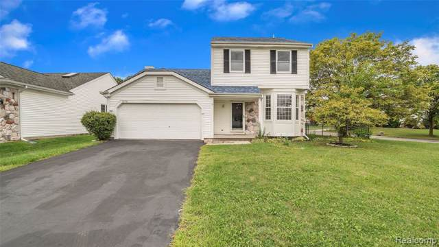 1870 Stockmeyer Boulevard, Westland, MI 48186 (#219094862) :: The Alex Nugent Team   Real Estate One
