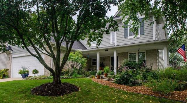 4957 S Ridgeside Circle, Ann Arbor, MI 48105 (#543268773) :: GK Real Estate Team