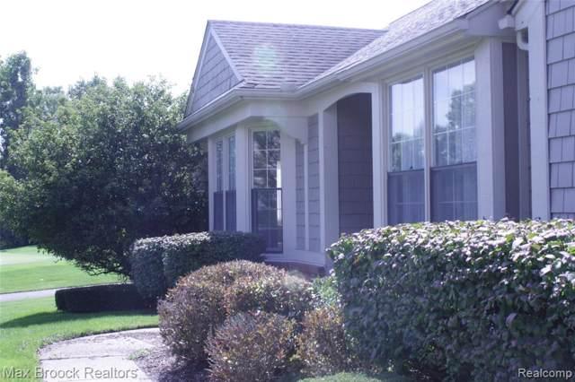 886 Tartan Trail #187, Bloomfield Twp, MI 48304 (#219094884) :: The Alex Nugent Team | Real Estate One