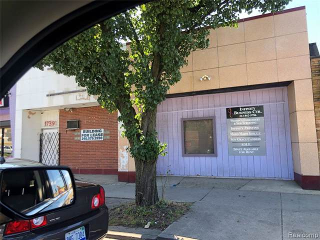 17391 Livernois Ave Avenue NW, Detroit, MI 48221 (#219094901) :: The Buckley Jolley Real Estate Team